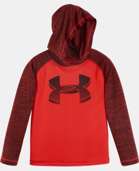 Boys' Toddler UA Big Logo Hoodie   $32.99