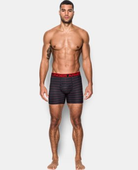 New Arrival  Men's UA Original Series Printed Boxerjock®  2 Colors $29.99