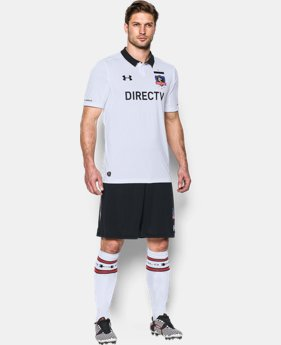 Men's Colo-Colo 16/17 Home Replica Jersey  1 Color $47.99