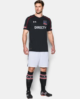 New to Outlet Men's Colo-Colo 16/17 Away/Third Replica Jersey  1 Color $48.99