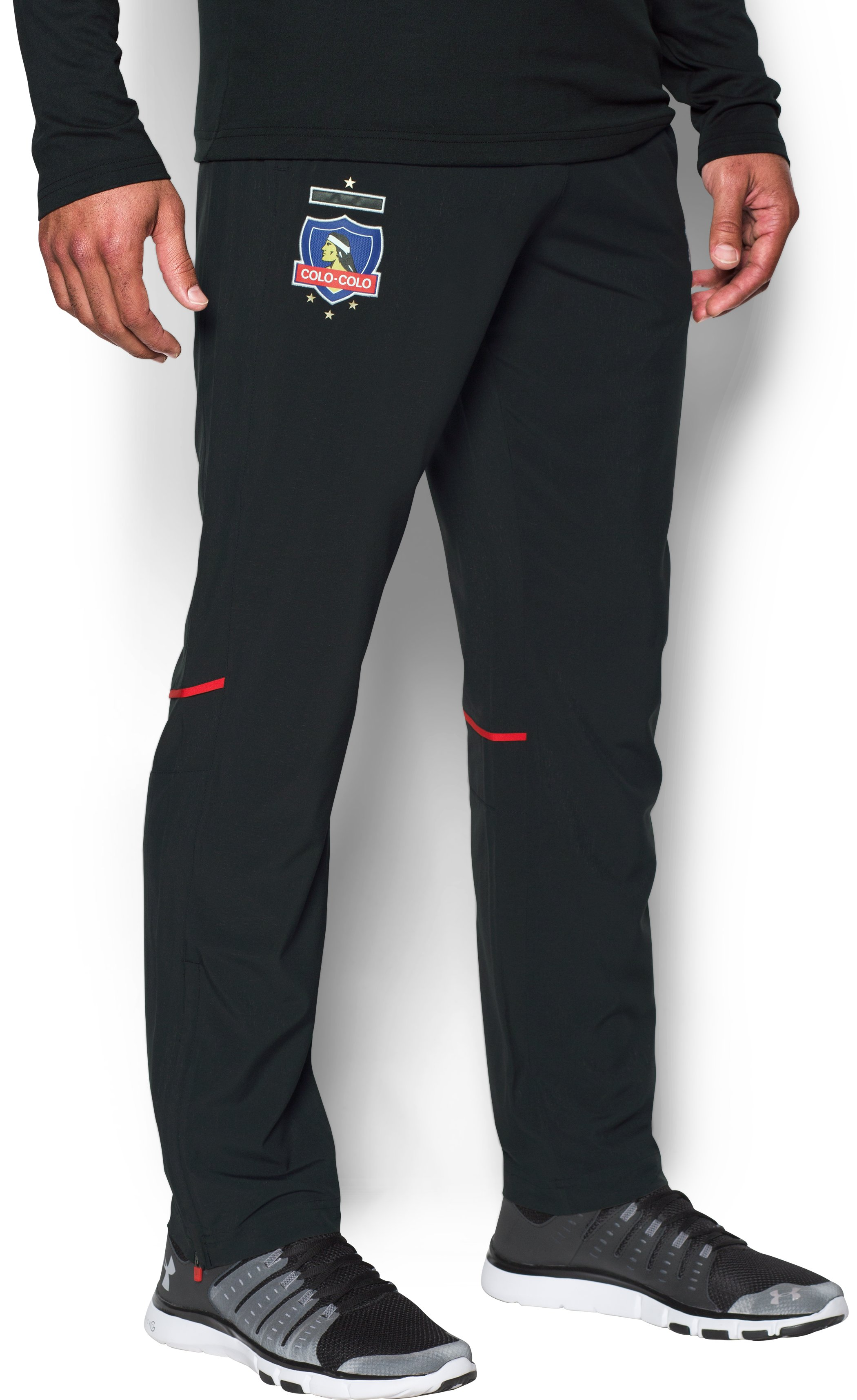 Men's Colo-Colo 16/17 Travel Pants, Black