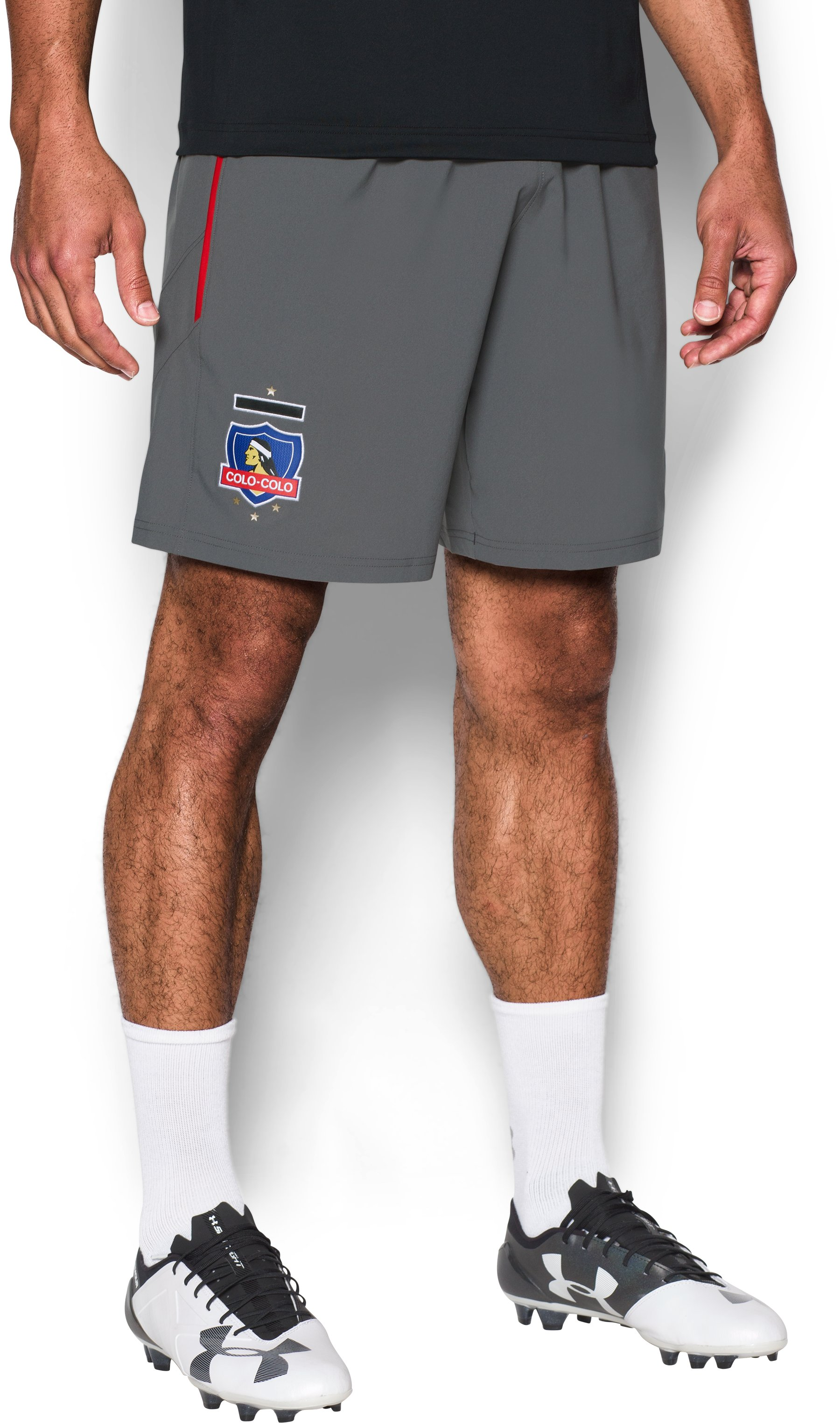 Men's Colo-Colo 16/17 Training Shorts, Graphite