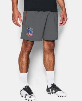 Men's Colo-Colo 16/17 Training Shorts  2 Colors $24.99