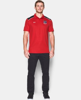 New to Outlet Men's Colo-Colo 16/17 Team Polo  1 Color $30.99