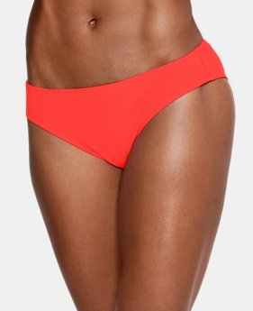 Women's UA Microthread Swim Bottom  1  Color Available $40