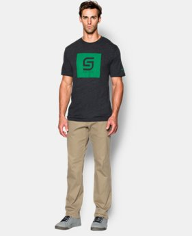 Men's Jordan Spieth UA Box Logo T-Shirt