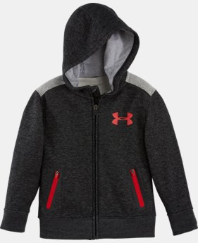 Boys' Pre-School UA Swag Zip Hoodie  1 Color $42.99