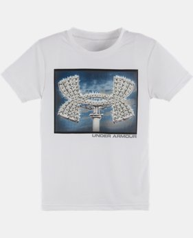 New Arrival Boys' Toddler UA Friday Night Lights Short Sleeve T-Shirt   $17.99