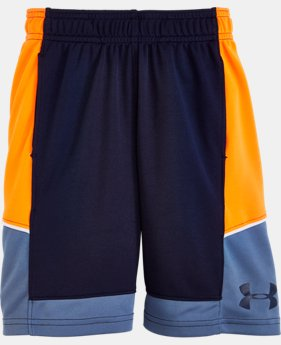 Boys' Pre-School UA Baseline Shorts LIMITED TIME: FREE SHIPPING  $24.99