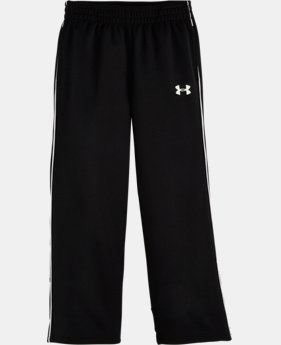 Boys' Pre-School UA Midweight Warm Up Pants  2 Colors $26.99