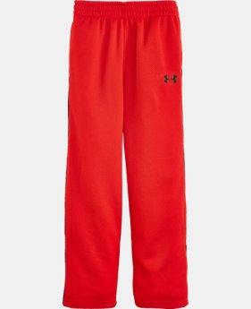 Boys' Pre-School UA Midweight Warm Up Pants