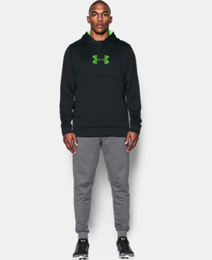 Men's UA Storm Armour® Fleece Logo Hoodie LIMITED TIME OFFER + FREE U.S. SHIPPING 2 Colors $39.99