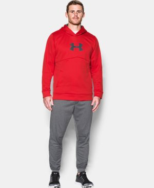 Men's UA Storm Armour® Fleece Logo Hoodie   $54.99