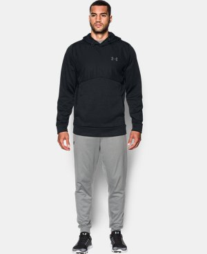 Men's UA Storm Armour® Fleece Woven Hoodie LIMITED TIME: FREE SHIPPING 1 Color $56.24
