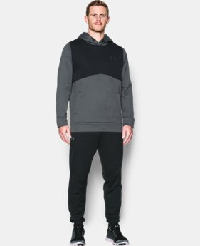 Men's UA Storm Armour® Fleece Insulated Hoodie  1 Color $64.99