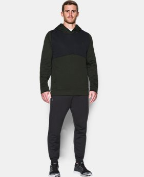Men's UA Storm Armour® Fleece Insulated Hoodie  3 Colors $56.24