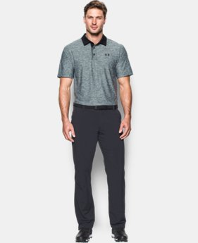 Men's UA Playoff Printed Polo LIMITED TIME: FREE SHIPPING  $56.99