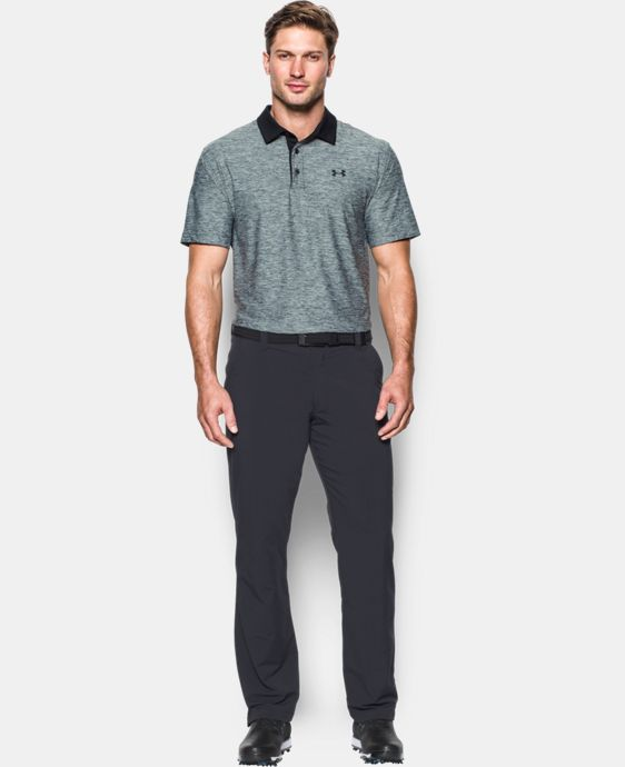 Men's UA Playoff Printed Polo   $64.99