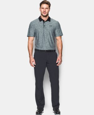 Men's UA Playoff Printed Polo LIMITED TIME: FREE SHIPPING 1 Color $56.99