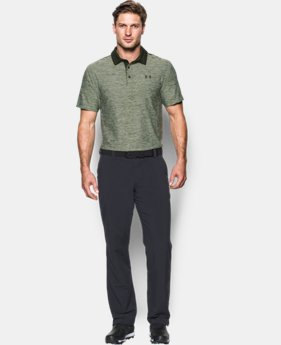Men's UA Playoff Printed Polo  2 Colors $64.99