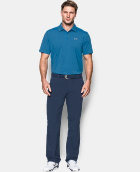Men's UA Playoff Printed Polo LIMITED TIME: FREE U.S. SHIPPING 1 Color $36.74 to $48.99