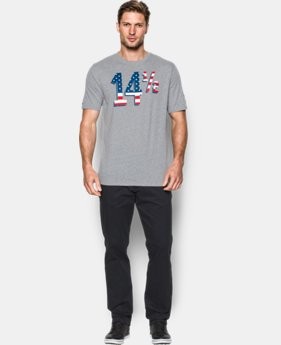 New Arrival Men's UA 14½ T-Shirt  1 Color $34.99