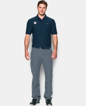 New Arrival Men's Ryder Cup UA Playoff Polo   $74.99