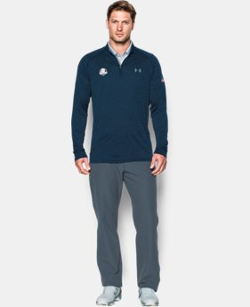 New Arrival Men's Ryder Cup UA Tech ¼ Zip LIMITED TIME: FREE SHIPPING 1 Color $49.99