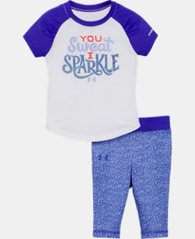 Girls' Infant UA Set