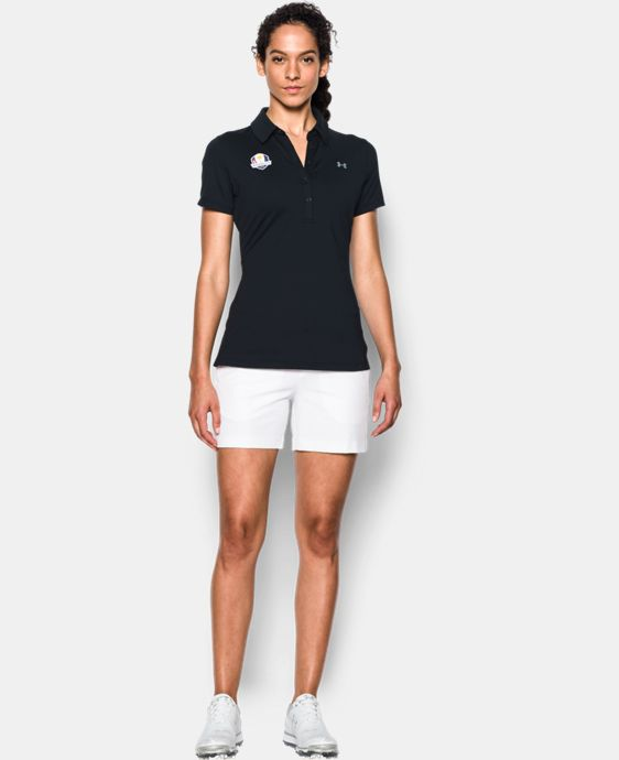 Women's Ryder Cup Zinger Polo LIMITED TIME: FREE U.S. SHIPPING 1 Color $69.99