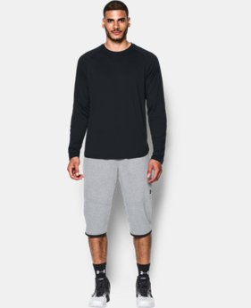 New Arrival  Men's UA Pursuit Long Sleeve T-Shirt LIMITED TIME: FREE SHIPPING  $59.99