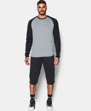 Men's UA Pursuit Long Sleeve T-Shirt  2 Colors $49.99