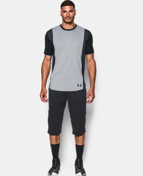 New Arrival  Men's UA Pursuit Short Sleeve T-Shirt LIMITED TIME: FREE SHIPPING 2 Colors $59.99