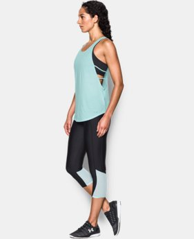 Women's UA Strappy Tank  1 Color $29.99