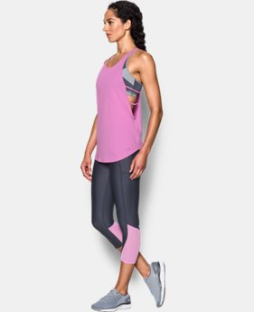 Women's UA Strappy Tank