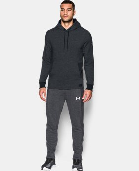 Men's UA Pursuit Fleece Hoodie  1 Color $69.99