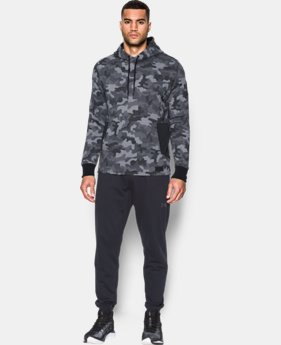 Men's UA Pursuit Fleece Hoodie  1 Color $39.74 to $52.99
