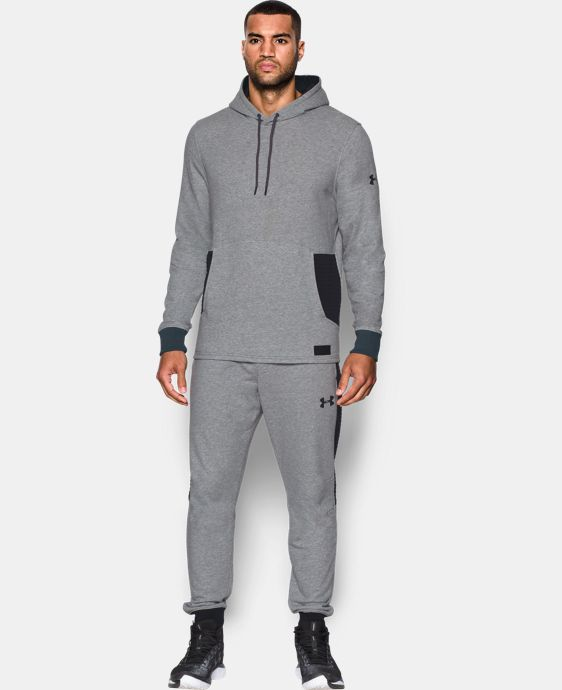 New Arrival Men's UA Pursuit Fleece Hoodie  2 Colors $69.99