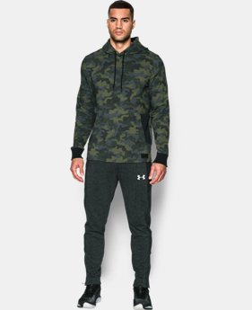 Men's UA Pursuit Fleece Hoodie  1 Color $41.99 to $52.99