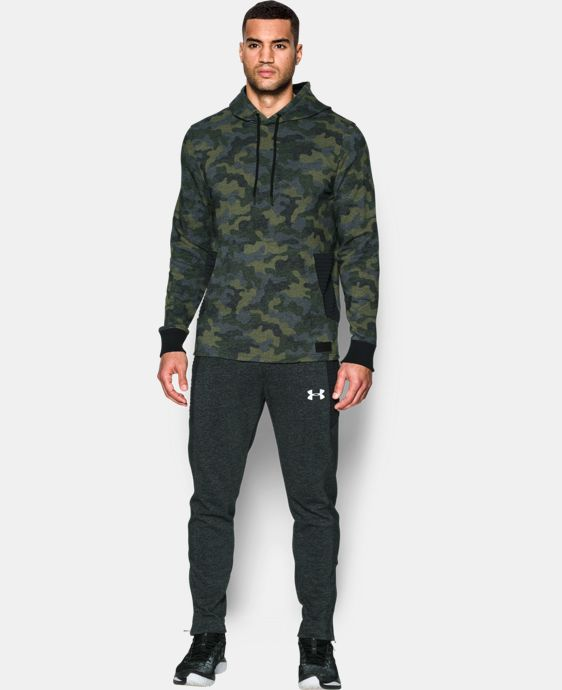 Men's UA Pursuit Fleece Hoodie   $52.99