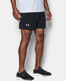 Men's UA Launch SW 5'' Shorts  4 Colors $34.99