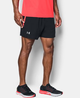 Men's UA Launch SW 5'' Shorts   $39.99