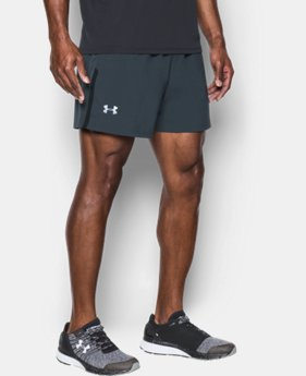 Best Seller Men's UA Launch SW 5'' Shorts  1  Color $34.99