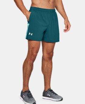 Best Seller Men's UA Launch SW 5'' Shorts  2 Colors $34.99