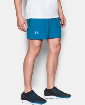 New Arrival Men's UA Launch SW 5'' Shorts  1 Color $34.99