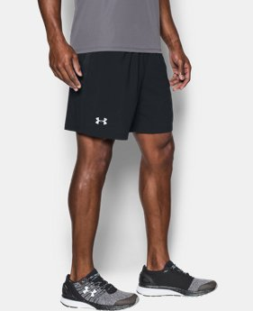Men's UA Launch SW 7'' Shorts  1  Color Available $34.99