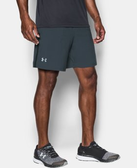Men's UA Launch SW 7'' Shorts  3 Colors $34.99