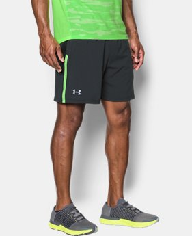 Men's UA Launch SW 7'' Shorts  2 Colors $24.49