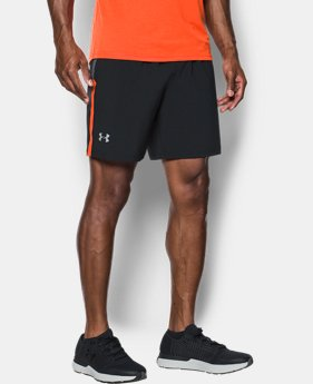 Men's UA Launch SW 7'' Shorts  1 Color $27.99
