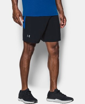 Men's UA Launch SW 7'' Shorts  6 Colors $34.99